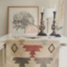 👐🏽🐏YE'ii Tapetes artesanales de lana