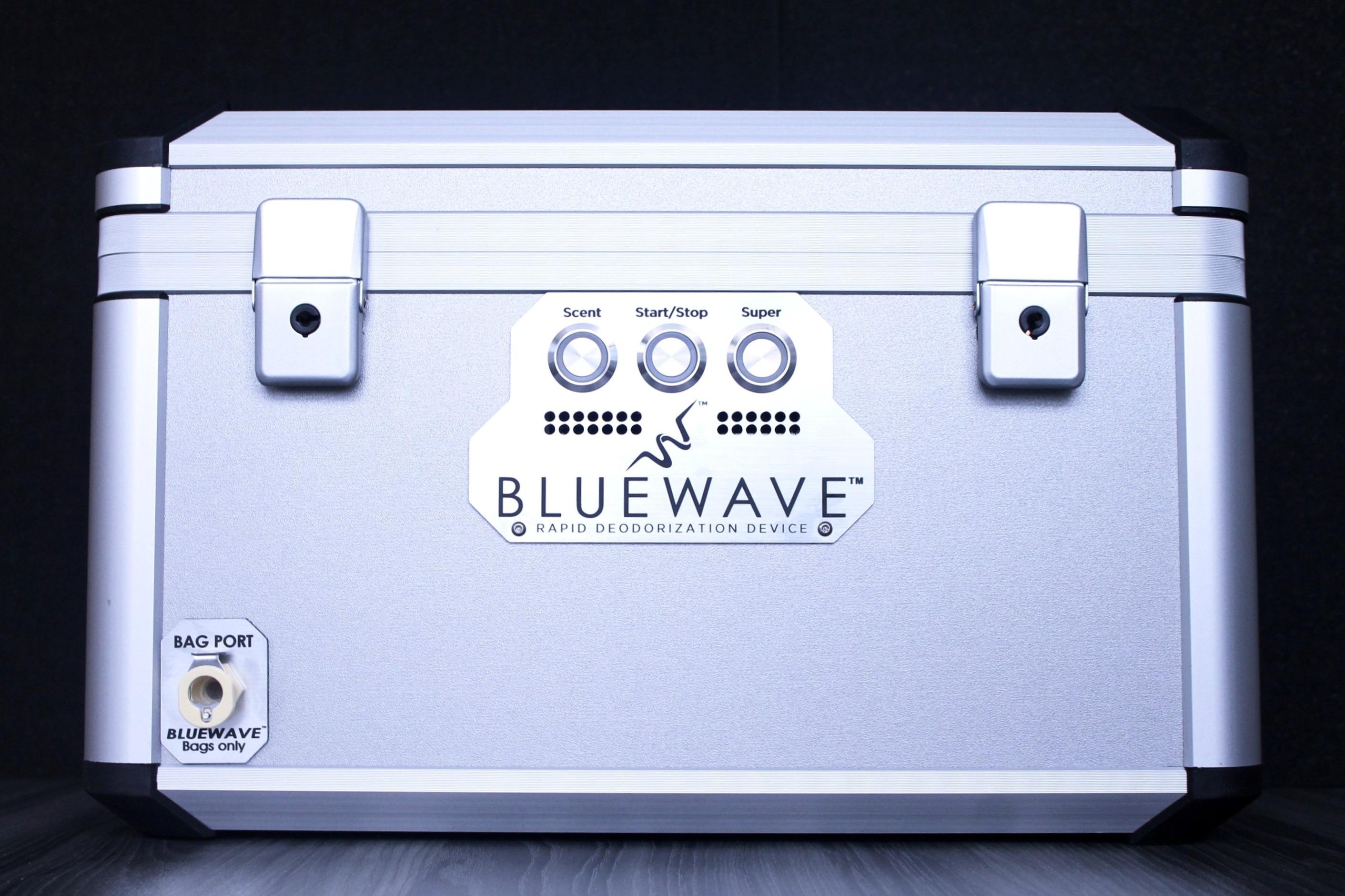 BLUEWAVE Rapid Deodorization Device