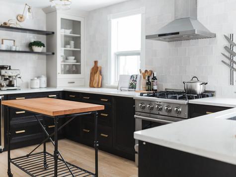 A Baker's Kitchen Remodel