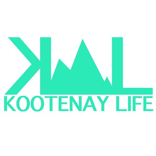 OG Kootenay Life Sticker - Seafoam