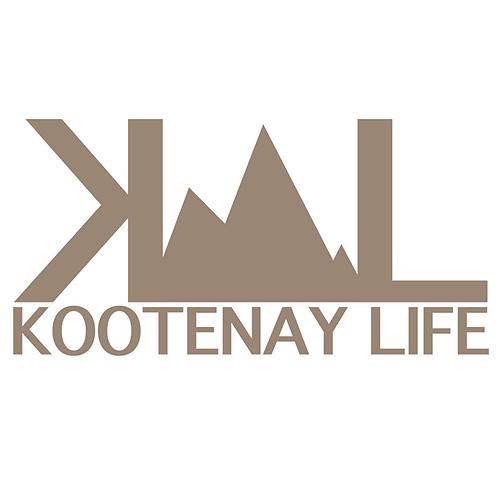 OG Kootenay Life Sticker - Tan