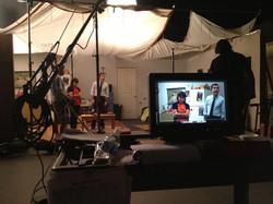 Filming Resurgence of Nina