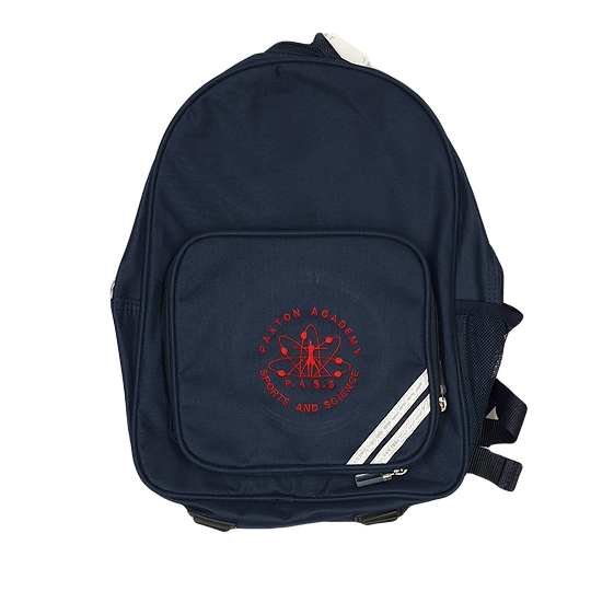 Paxton Academy backpack