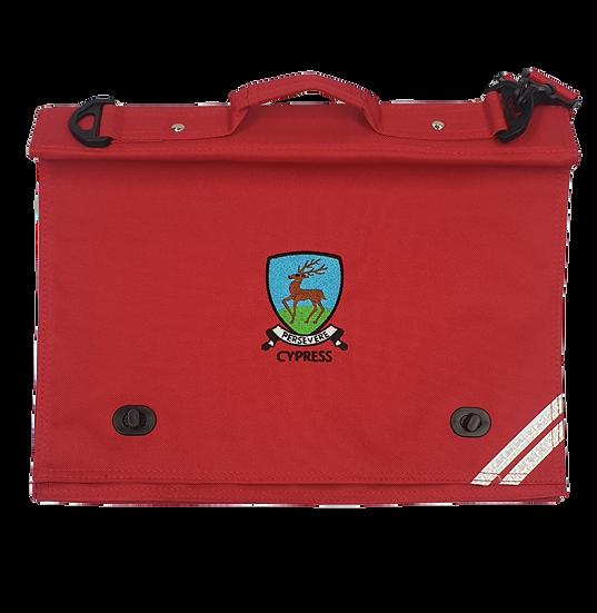 Cypress book bag