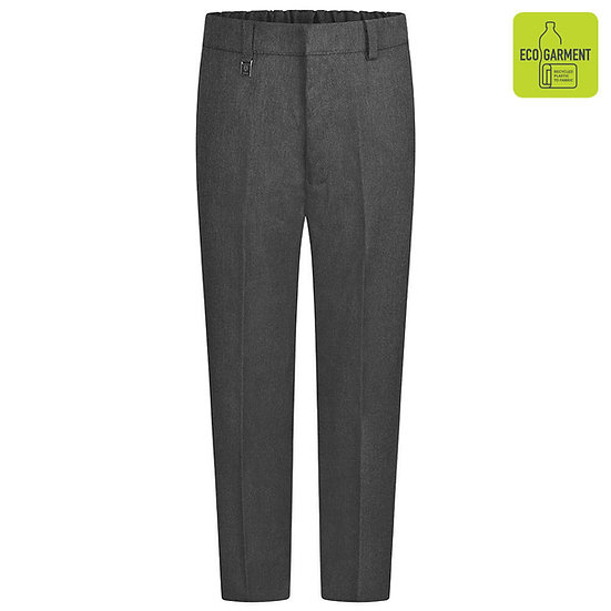 Grey waist adjuster trouser