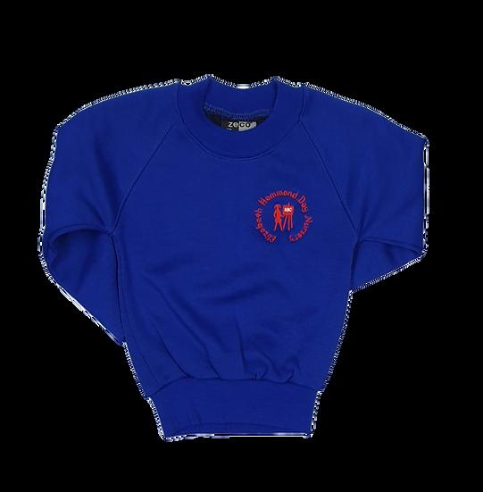 Elizabeth Hammond sweatshirt