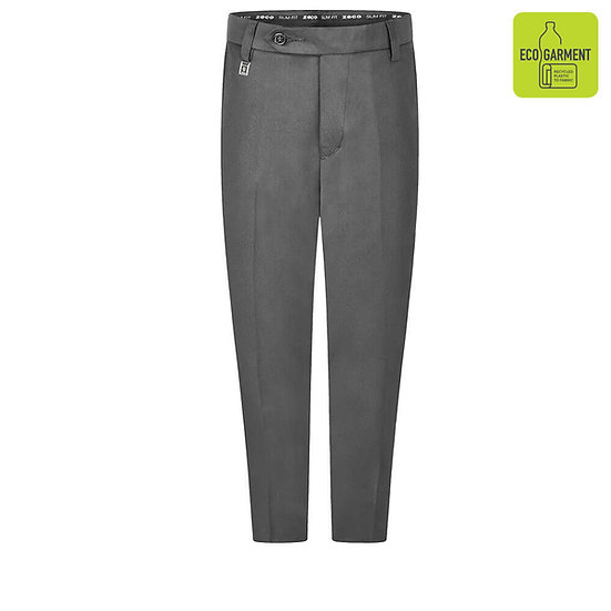 Regular leg tailored trouser