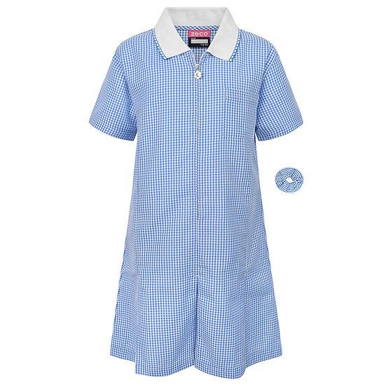 Royal Summer dress