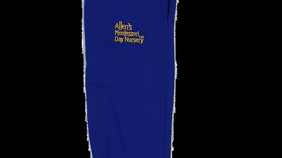Allens Montessori Nursery jog bottom