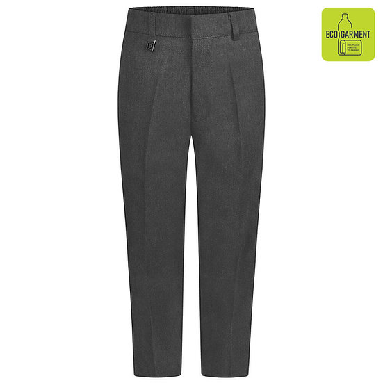 Grey Sturdy (plus) fit trouser