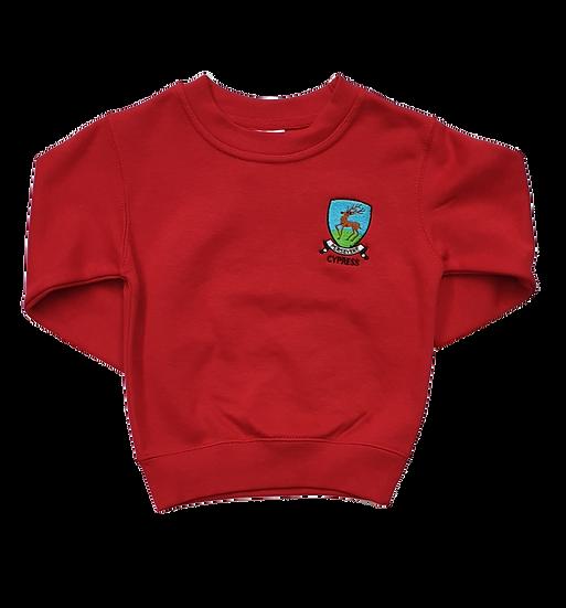 Cypress Academy sweatshirt