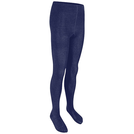 Navy Tights - Double pack