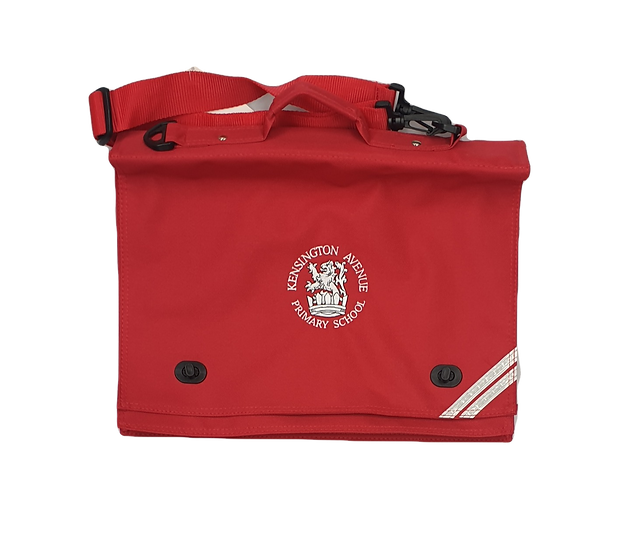 Kensington Avenue book bag