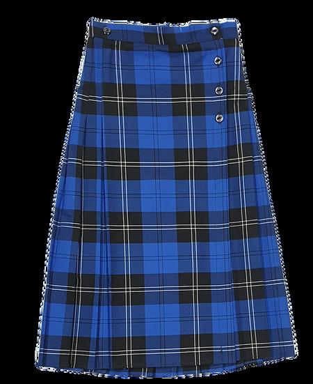 Virgo Fidelis Tartan Skirt - Tailored