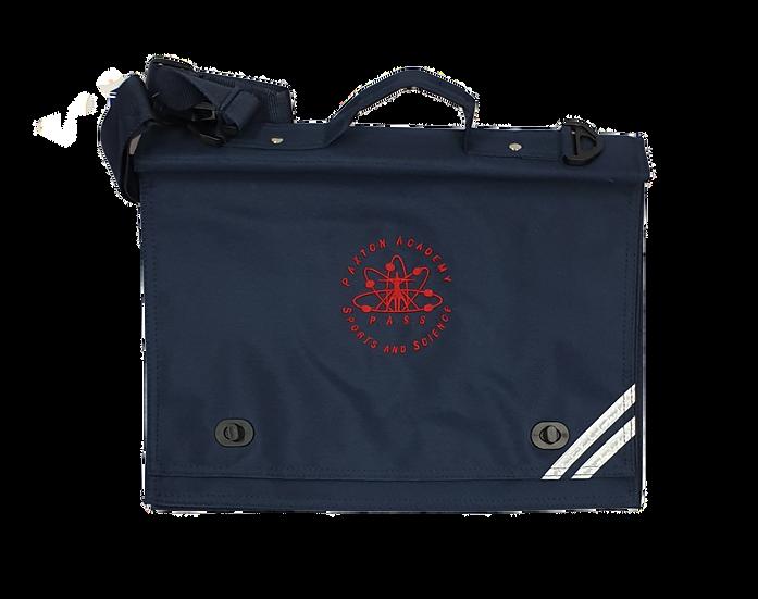 Paxton Academy book bag