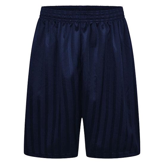 Navy P.E shorts