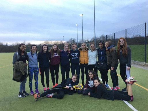 'Joining Warwick Lacrosse was the Best Decision I've Made So Far'