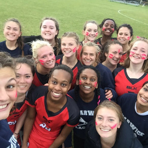 Warwick Women's 1st v Oxford 2nd 26/10/2016
