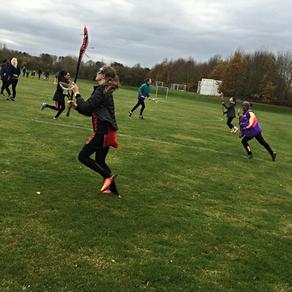 Warwick Women's 1st v Kent 1st 23/11/2016