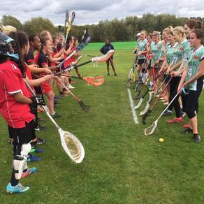 Warwick Women's 1st v Cambridge 2nd 19/10/2016