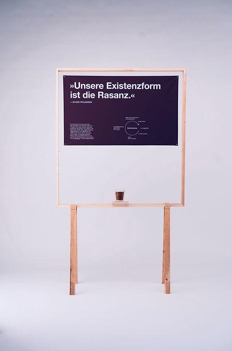 Existensform, Rasanz, Roger Willemsen