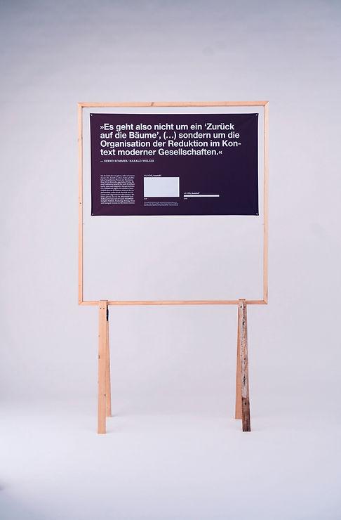 Reduktion, Harald Welzer, Bernd Sommer