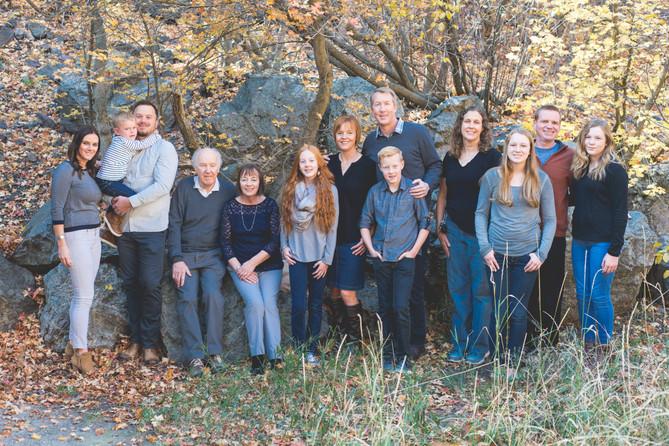 The Bromfield Family - Salt Lake City, UT