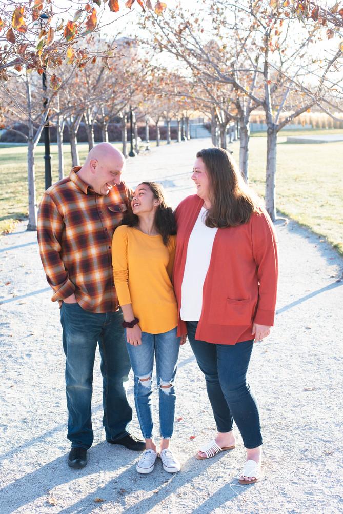 The Walker Family - Capitol Hill, Salt Lake City, Utah