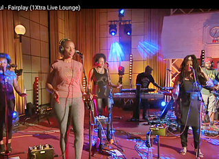 Live at the BBC Radio 1Xtra Live Lounge