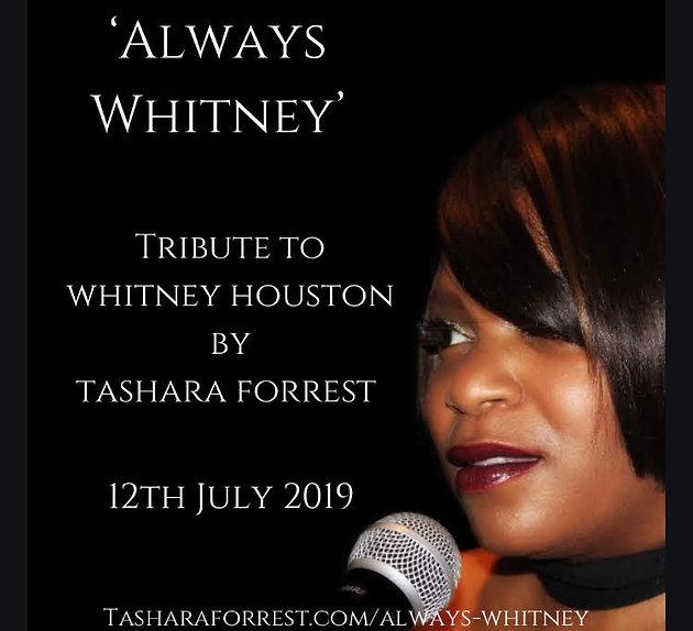 Tashara Forrest July Update | Live Band | Tashara Forrest | England