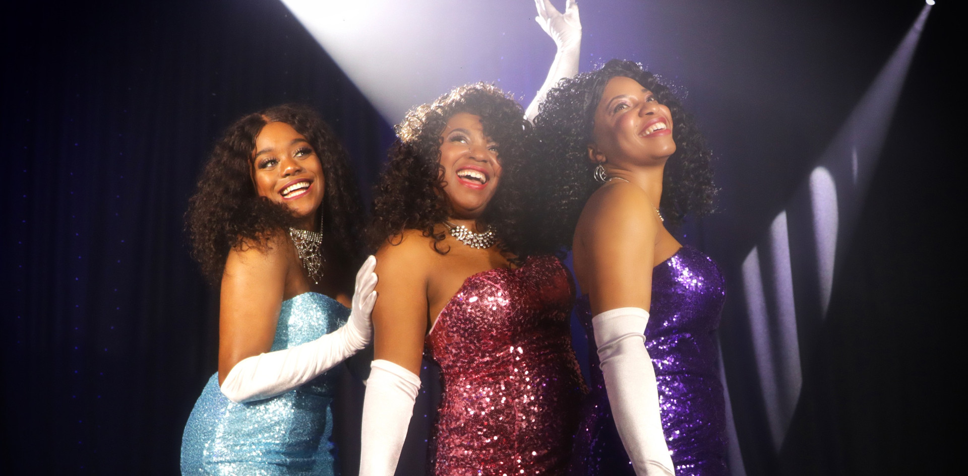 Tashara Forrest with Sleeke Motown Glamour