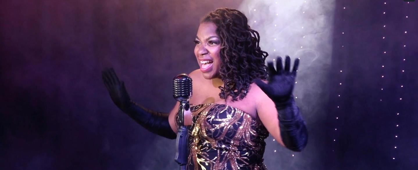 Tashara Forrest Motown Glamour