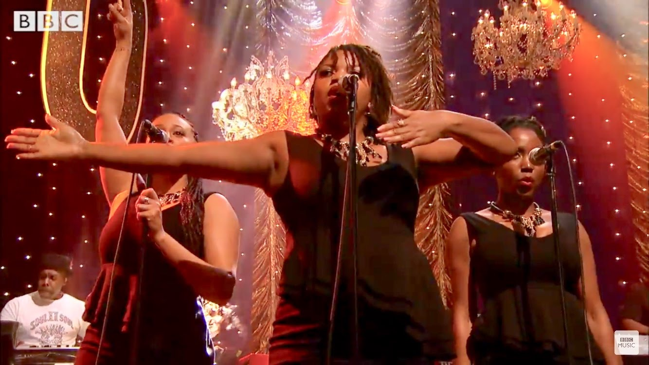 Tashara Live on Jools Holland
