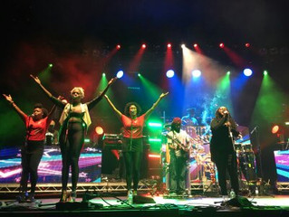 What an amazing tour with Soul II Soul!