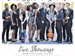 The Sleeke Band Live Showcase