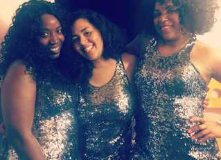 Great Gig with my Soul Sisters