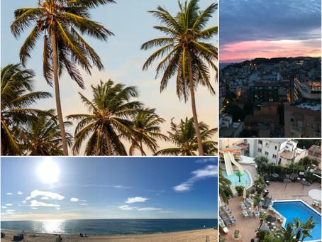 15. - 24. Oktober 2021 / Urlaubsreise nach Lloret de Mar (Spanien)
