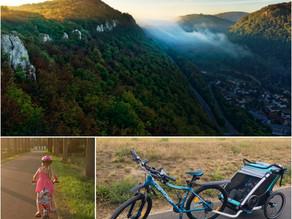22. - 27. August 2021 / Radreise Geopark Ries