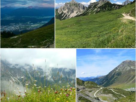 12. - 18. September 2021 / Jubiläumsreise nach Tirol