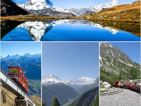 15. - 19. August 2021 / Bergerlebnis Schweizer Alpenbahnen