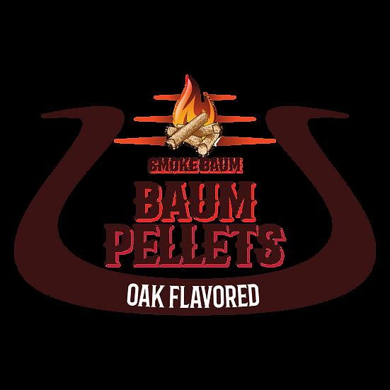 Oak Pellets 40lbs