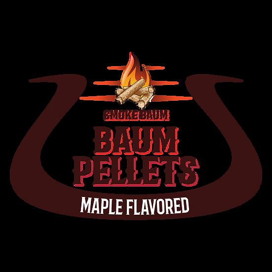 Maple Pellets 40lbs