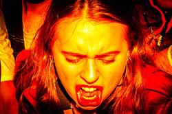 Red Bassface