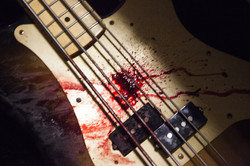 Blood on Bass