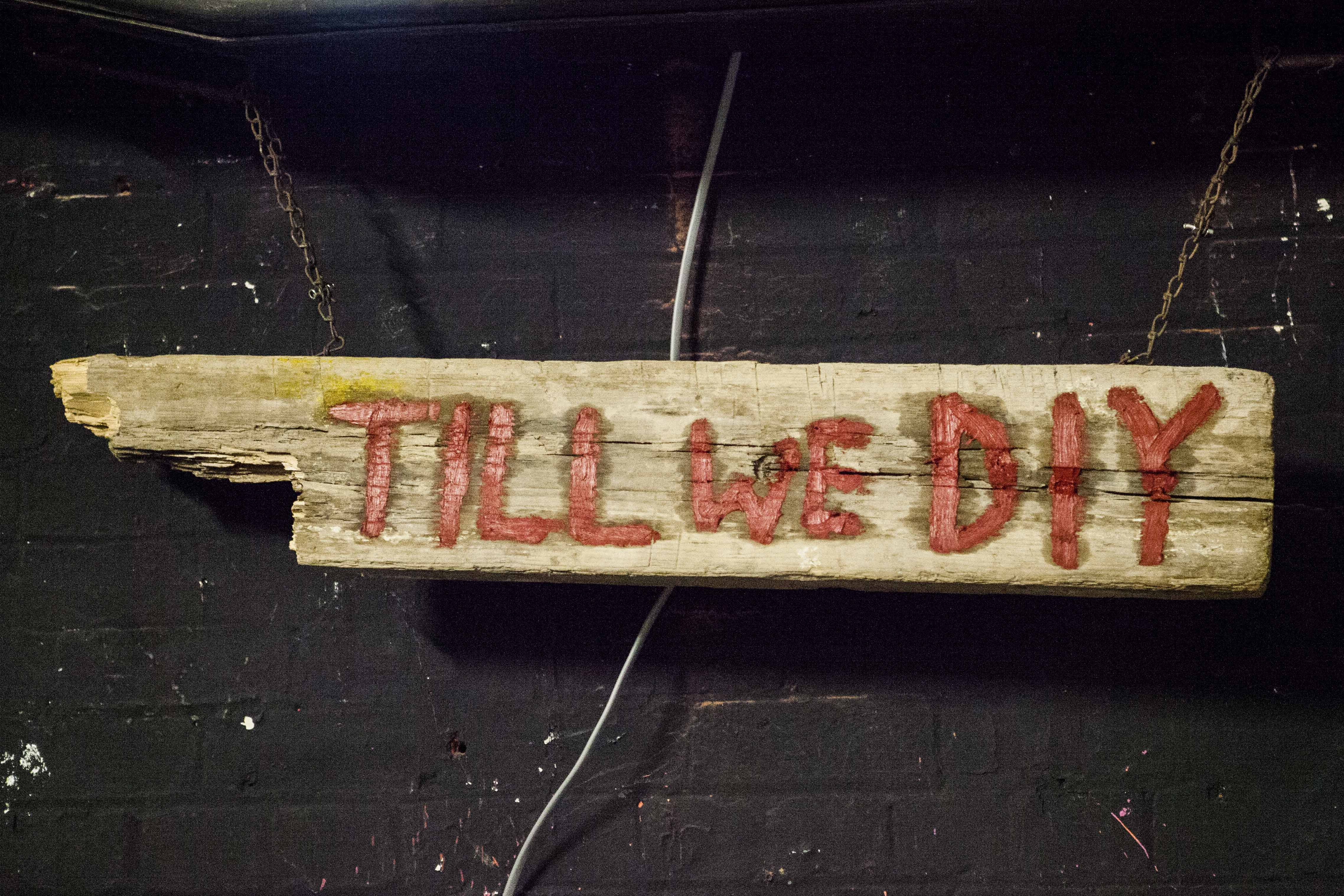 Til We DIY
