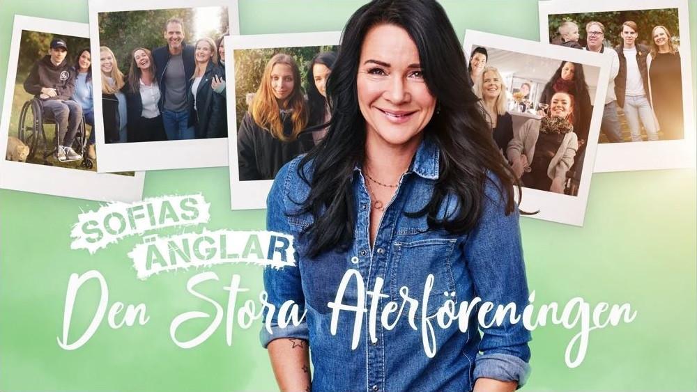Sofias Änglar - den stora återföreningen, Discovery plus +