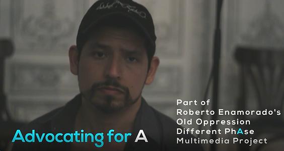Advocating for A - A Roberto Enamorado M