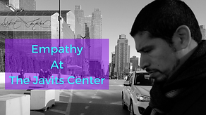 Empathy at the Javits Center with Robert