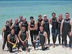 Triathlon training in Columbus, OH