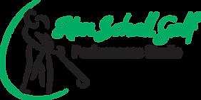 Ken Schall Golf Logo - Green Final - RGB